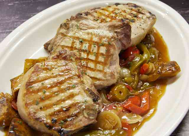 pork chop doral