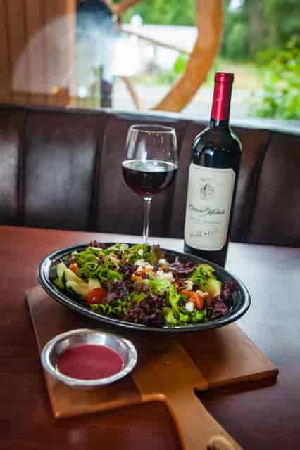cranberry pecan salad