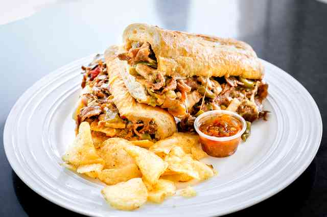 Traditional Philly Cheesesteak