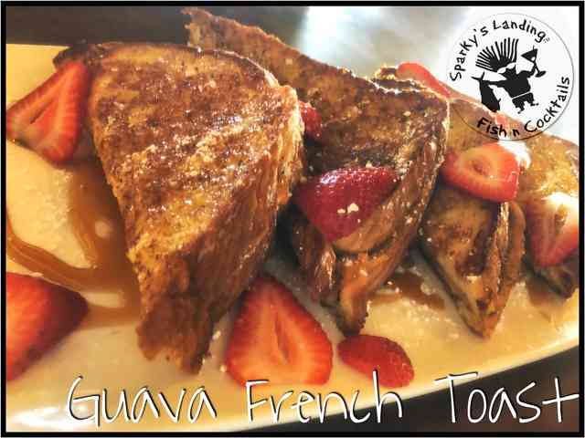 Guava French Toast