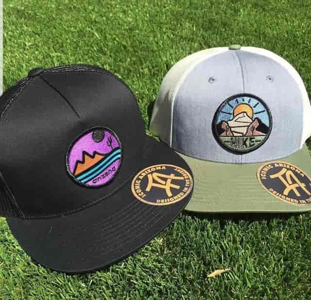 Cave Creel Baseball hats