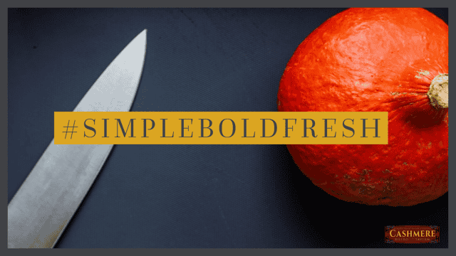 #SimpleBoldFresh