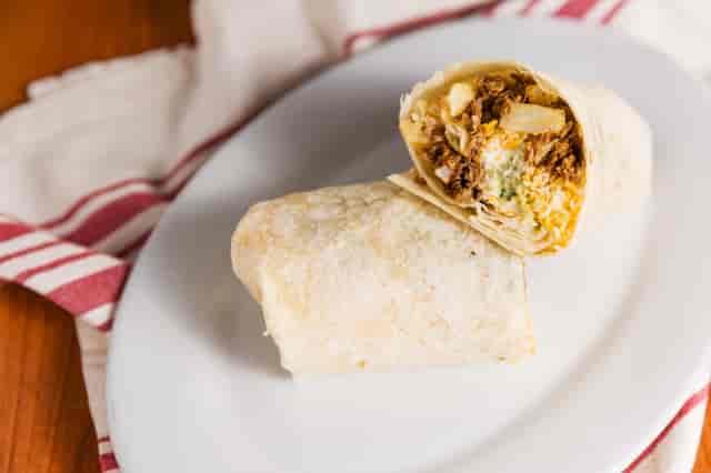 californian burrito