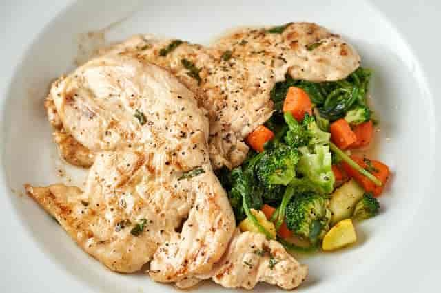 Pollo & Veggies