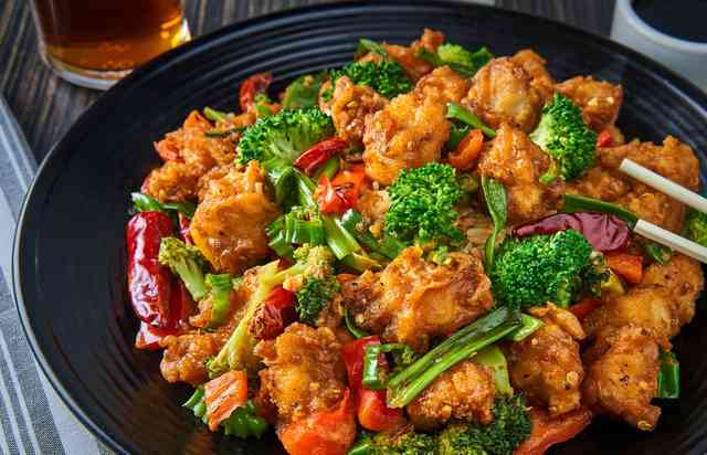 Firecracker Chicken