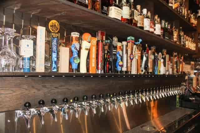 colorado beer wall