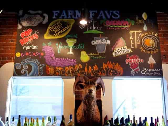 farm fav's wall
