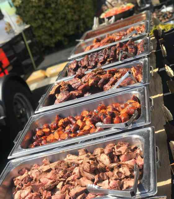 bbq cater
