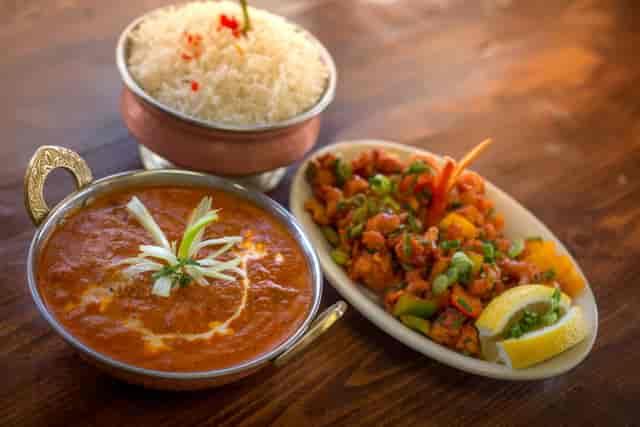 Tasty choices at Himalaya
