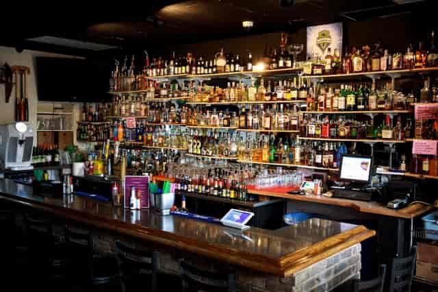 cantina and bar space