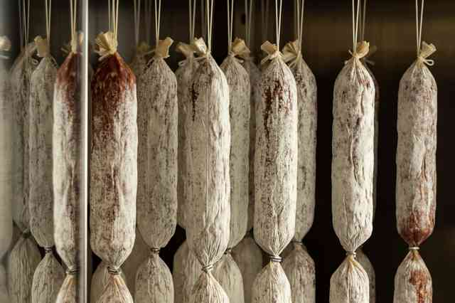 dry aged meats