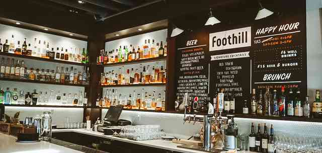 foothill bar