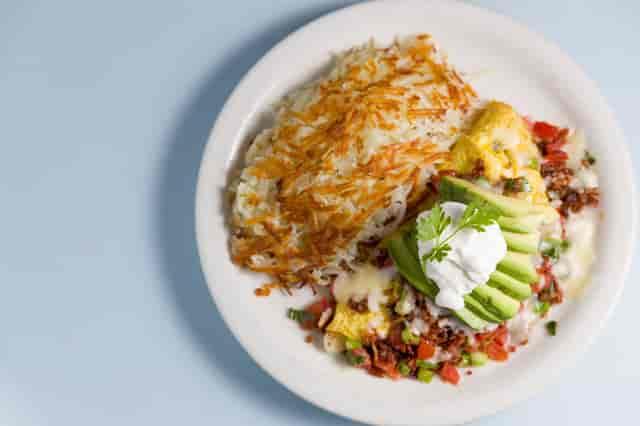 chefs omelette