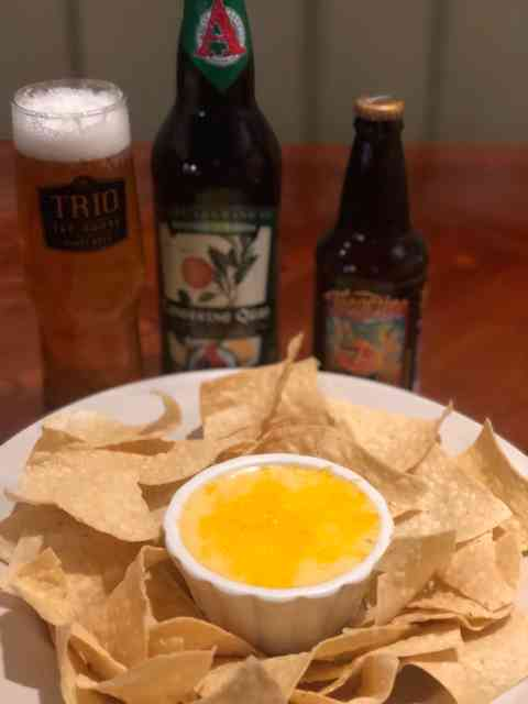 beer queso