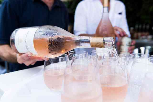 Rosé Staycation Specials