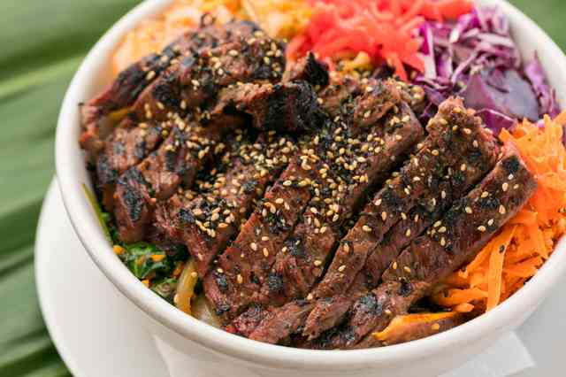 Spicy Beef Bowl
