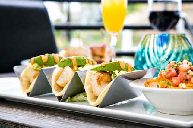 Signature Grilled Baja Tacos