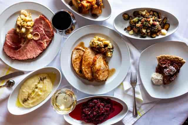 Thanksgiving at B.B. Italia