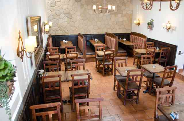santa barbara interior tables