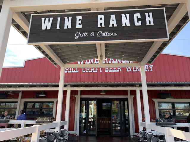 Welcome To WINE RANCH