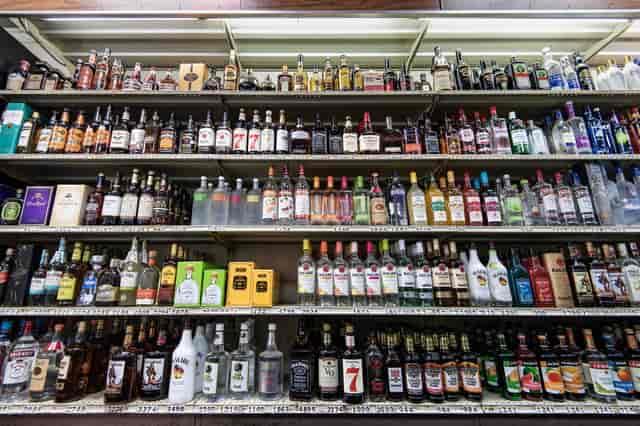 bottles of wine for sale