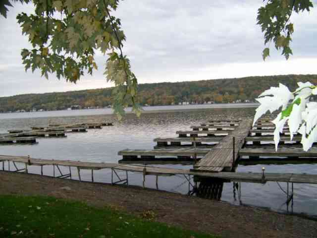 Dock Rental
