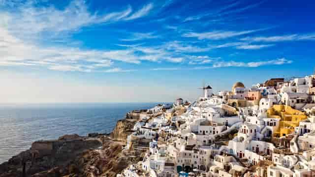 The Greek Mediterranean
