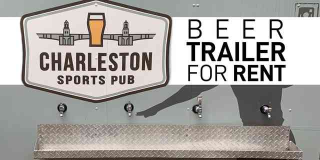 Beer Trailer for Rent