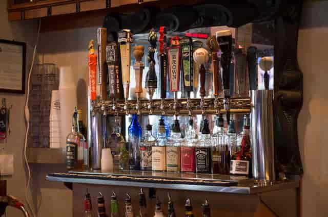 West Ashley bar
