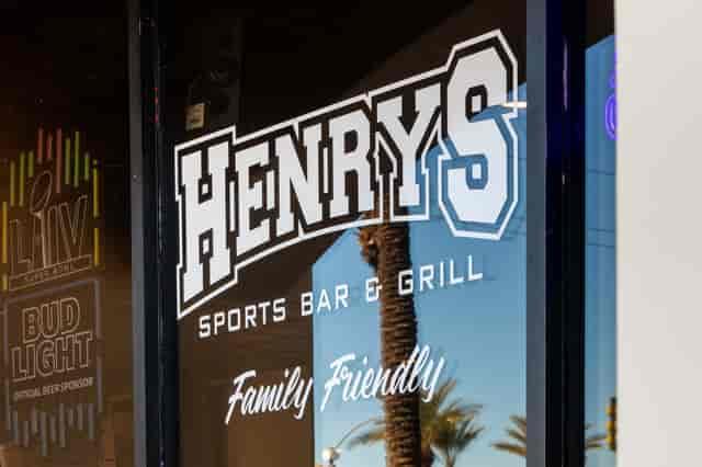 Henry's window