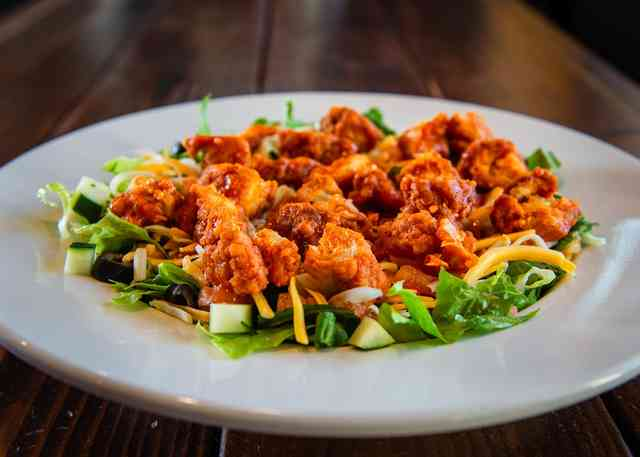 Red Hot chicken salad