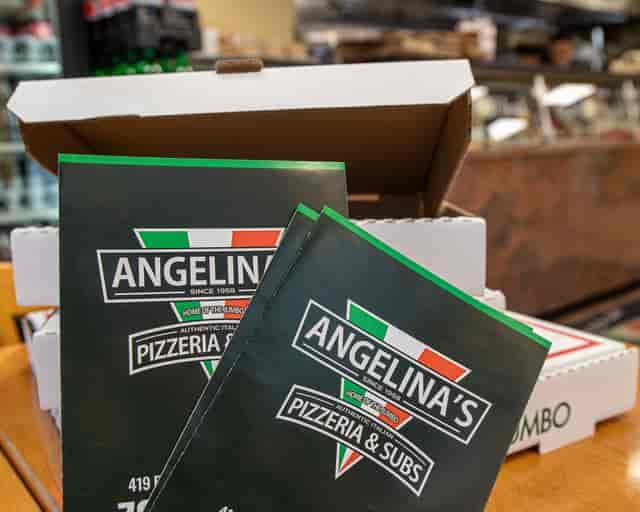 Angelina pizza