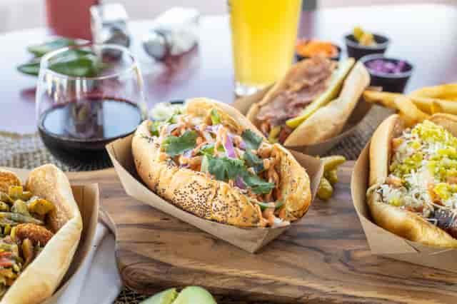 hotdog options