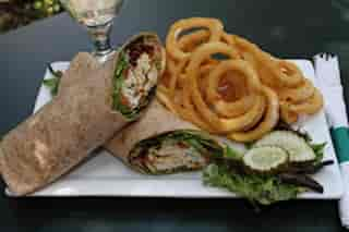 Turkey Club Wrap & rings