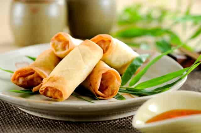 sping rolls