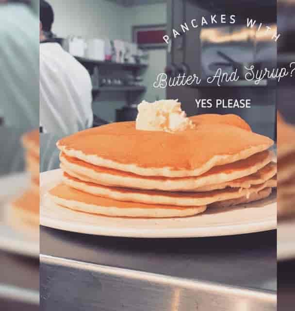 Pancake anyone ?