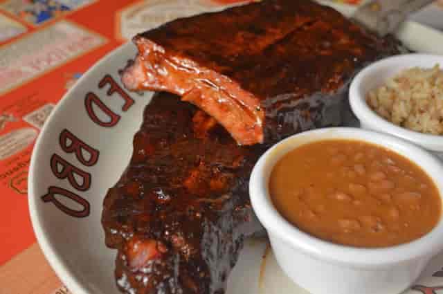 Slo-Smoked BBQ Pork Ribs