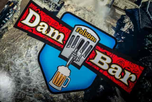 Folsom Dam Art