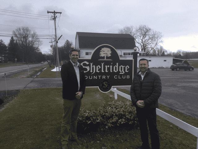 Shelridge Hires Michael Tross