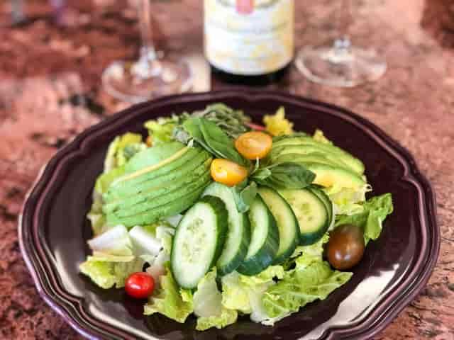 roman avocado salad