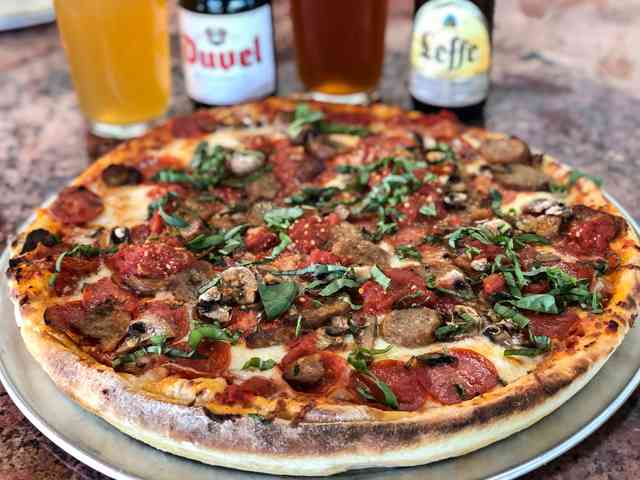 blue collar pizza