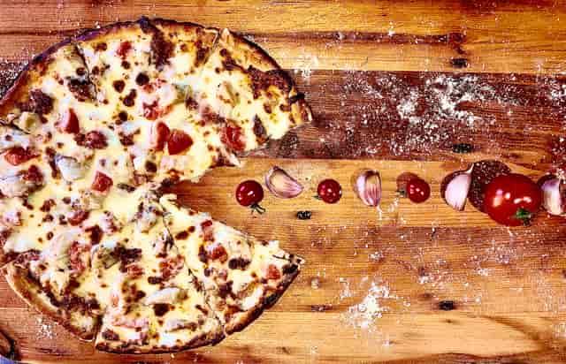 pacman pizza