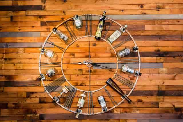 tequlia clock