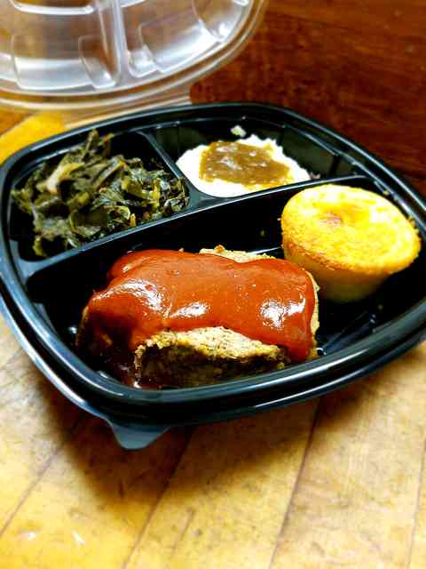 Meatloaf to go