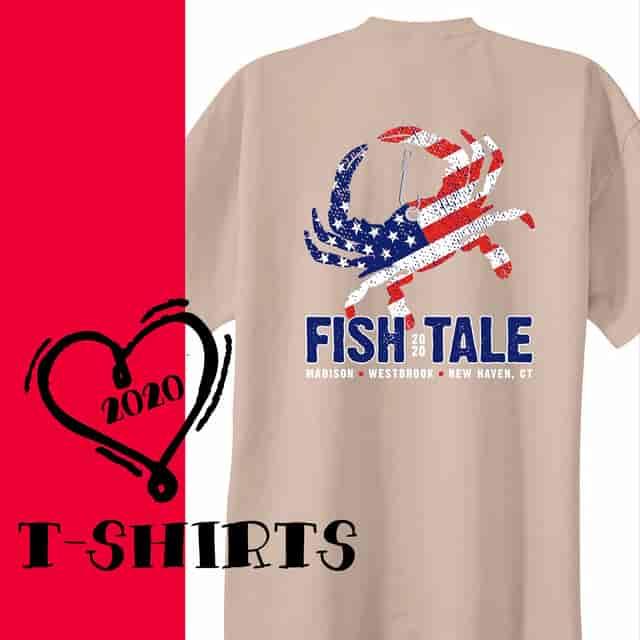 T-Shirt Crab Flag