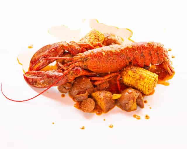 Lobster w/Louisiana-style