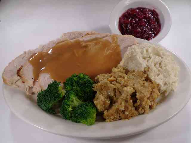 Thursday Turkey Special