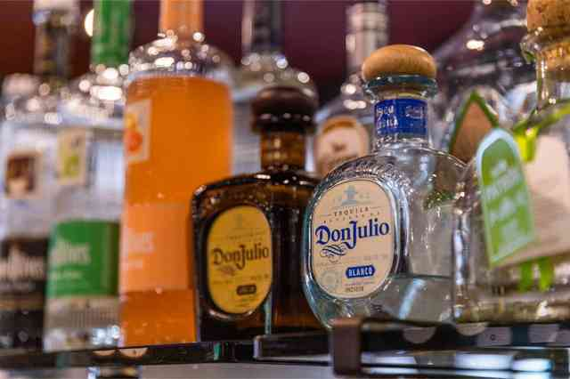 alcoholic drink offerings