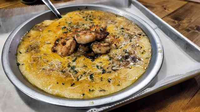 Shrimp & Grits
