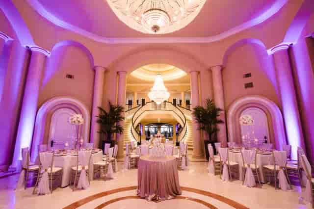 vip estate reception